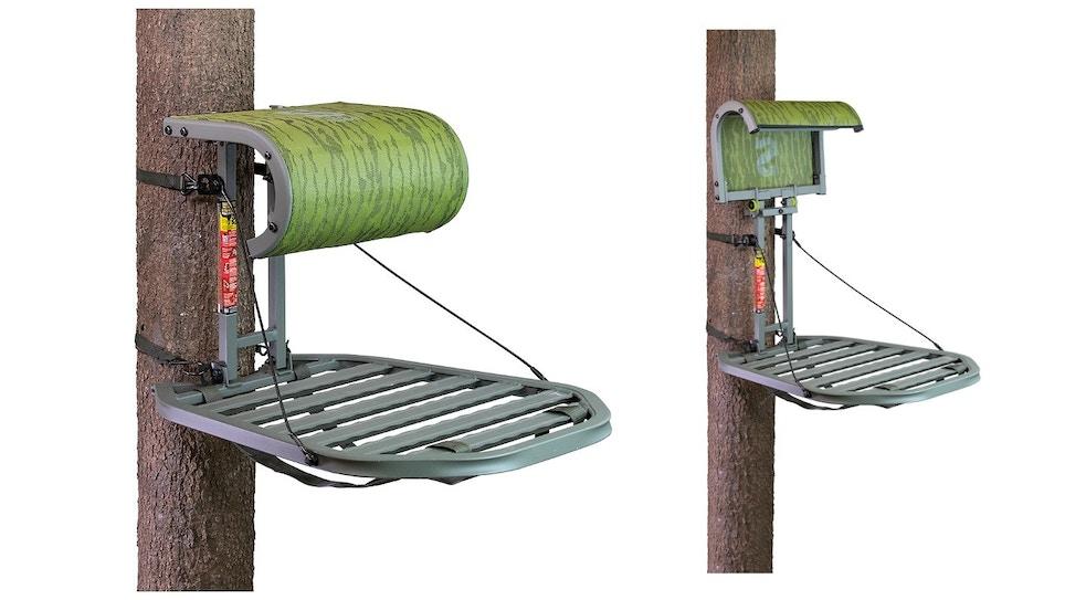 Summit Dual Axis Hang-On Treestand