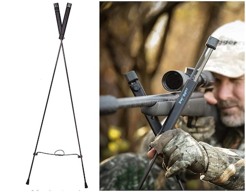 The Swagger Stalker Lite is best for sitting or kneeling shots.