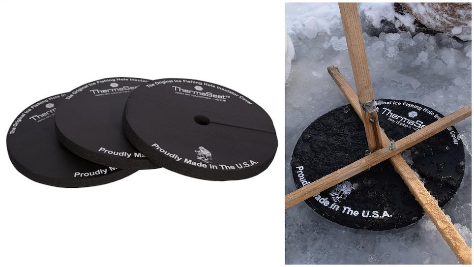 ThermaSeat Ice Hole Insulator