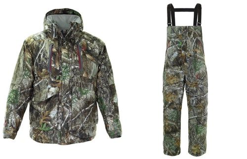 Thiessens V1 Whitetail Heavyweight 3-N-1 Parka and Bibs