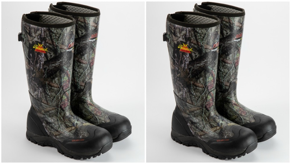 Thorogood Infinity FD Rubber Boots