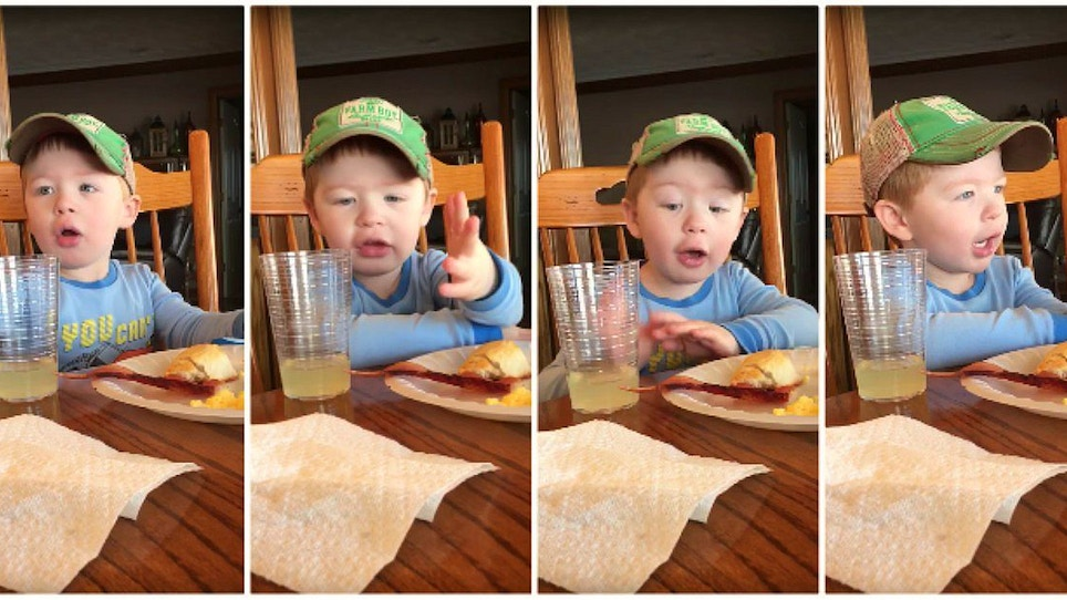 Must-See Video: Copy This Kid the Next Time Someone Asks, 'Where Do You Bowhunt?'