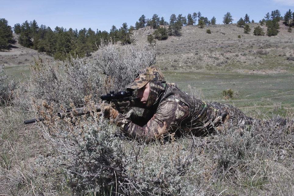 Going Commando for Coyotes