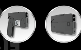 Company Designs Gun That Looks Like Smartphone