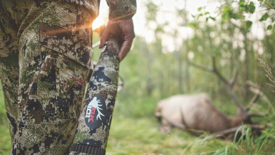 Elk Hunting the Corey Jacobsen Way