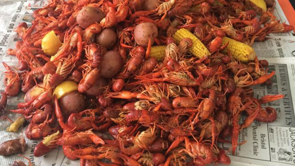 Crawfish In Short Supply Thanks To Labor Issues