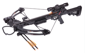 Crossbow Review: Crosman CenterPoint Sniper 370