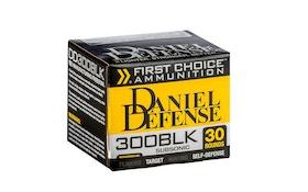 Daniel Defense Enters Ammo Market With 300 BLK