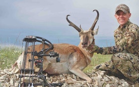 Do-It-Yourself Archery Pronghorn