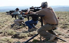 Semi-Auto Prairie Dog Hunting
