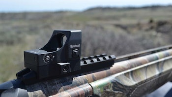 Bushnell's RXS-250 features a 4-MOA dot, durable construction and outstanding battery life.