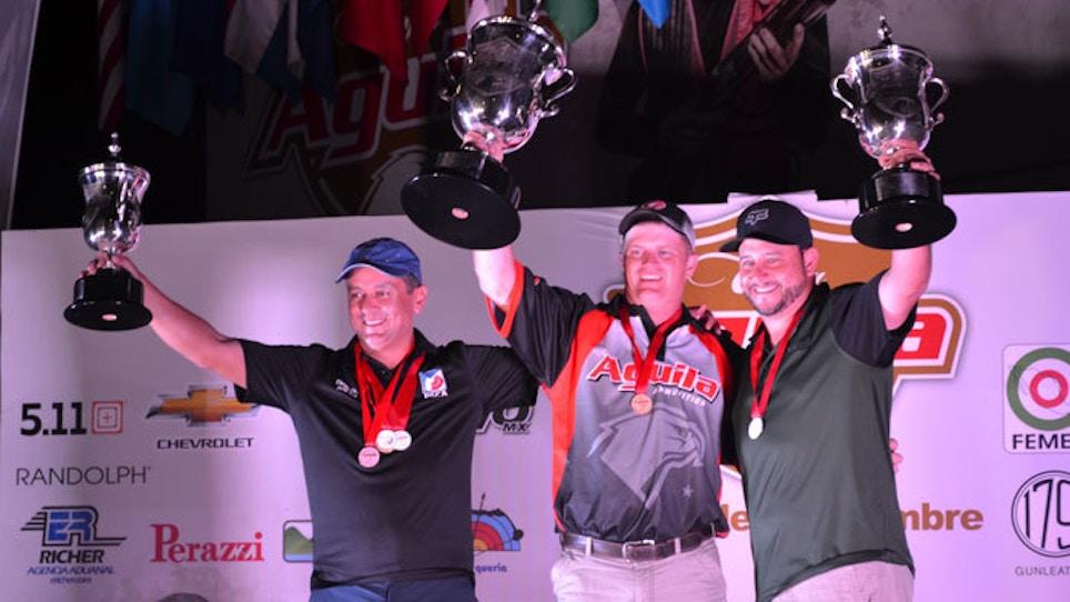Derrick Mein Wins 2016 Copa Aguila