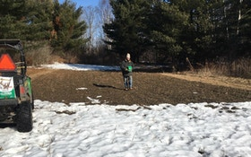 Early Spring Frost Seeding: Do It Now!