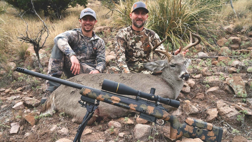 A Father-and-Son Coues Hunt to Remember