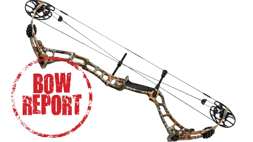 Bow Report: Darton DS-3814