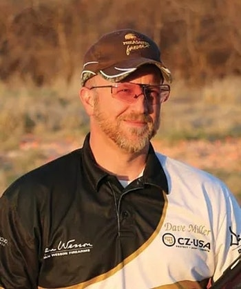 CZ-USA Shotgun Product Manager and Pro Shooter David Miller