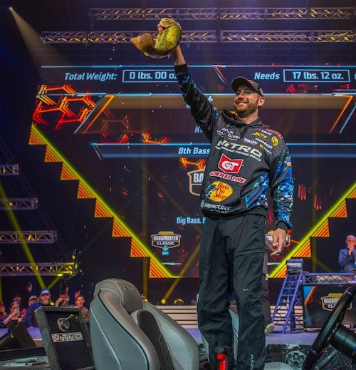 The best bass anglers in the world gathered recently at the 2019 Bassmaster Classic in Tennessee. Hometown favorite Ott DeFoe took the title — and the $300,000 first-place check — with a 3-day (15 fish) total of 49 pounds, 3 ounces.
