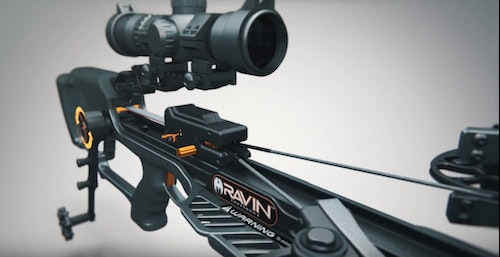 Instead of firing an arrow at the end of a hunt, you can easily and safely decock a Ravin crossbow.