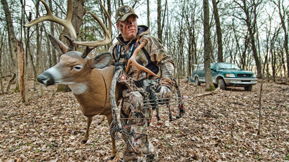 Whitetail Deer Decoying Tips for Dummies