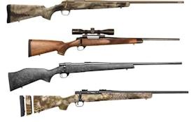 Best Deer Rifles From 2016