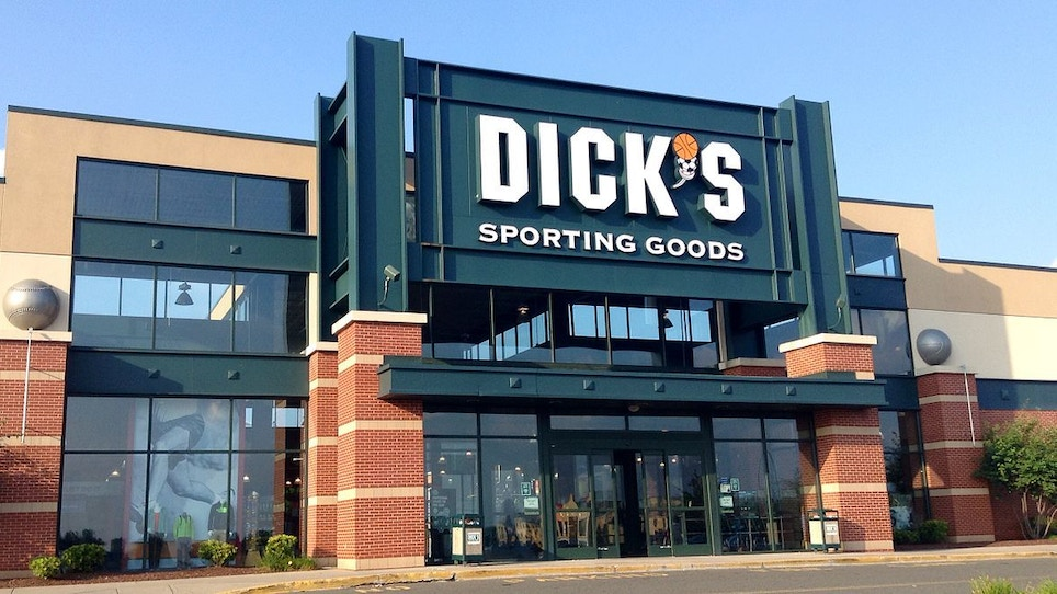 Dick's Sporting Goods Will Dump Its Hunting Category, Including Hunting Rifles