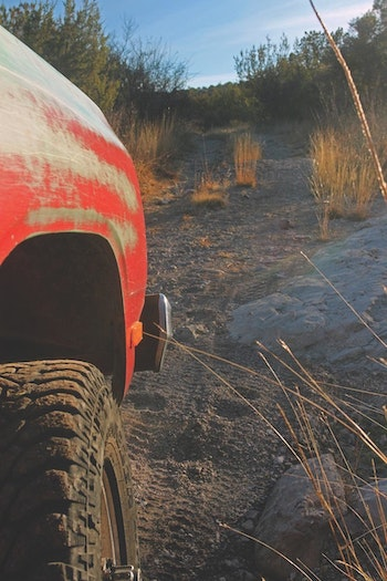 Dim ranch roads or two-tracks that dissect large tracts of public land provide an outback advantage for hunters who want to cover large land areas in a relatively short time.