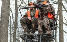 Why I Prefer Double Ladder Stands for Whitetail Hunting (Even Solo)