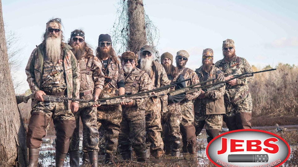 Duck Commander Lands New Partner In JEBS Precision Choke Tubes
