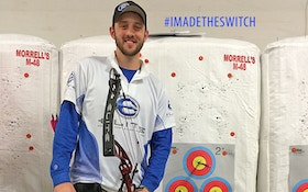 Beaubouef Takes Top Honors At 2014 Midwest Open Archery Tournament