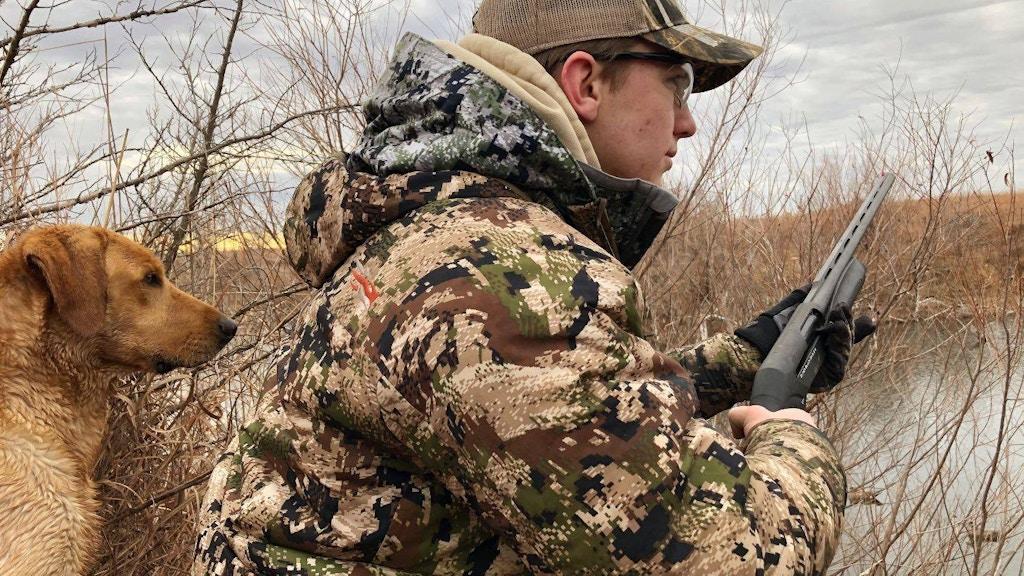 December Ducks in the Sooner State
