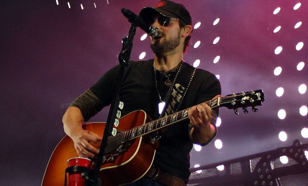 Michael Waddell Claps Back at Singer Eric Church for NRA Comments