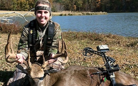 Hunter's First Bow Kill Might Make Record Book