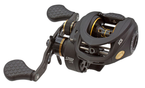 The Lew's Tournament Pro Speed Spool has a low profile and is designed to withstand tough conditions, whether you're a hardcore recreational angler or weekend tournament competitor. (Photo: Lew's)