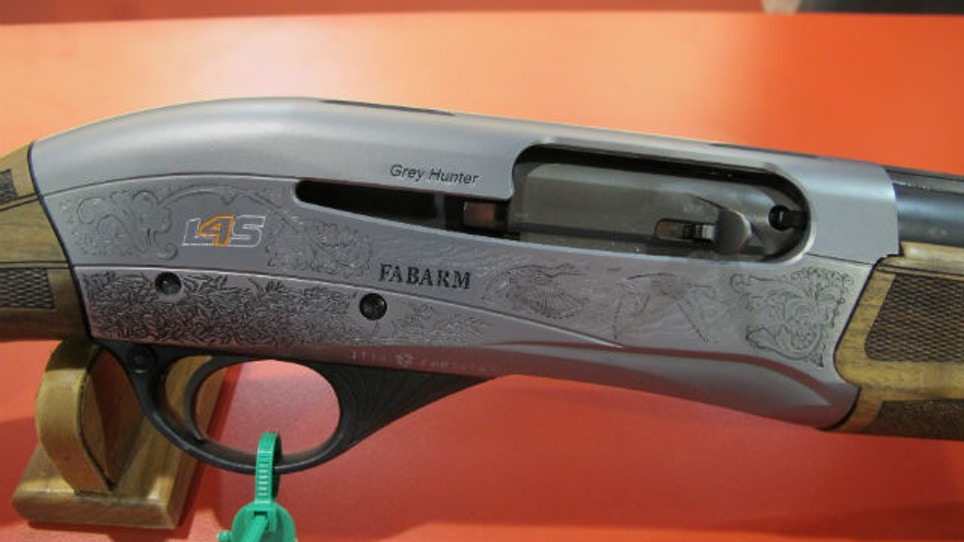 First Look – The L4S Semi-Automatic Shotgun From Fabarm USA