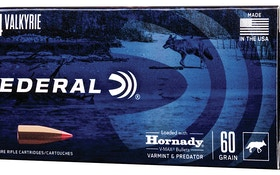 Federal Premium Valkyrie Varmint & Predator