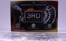 VIDEO: Federal Premium's 3rd Degree Is A Turkey Killer