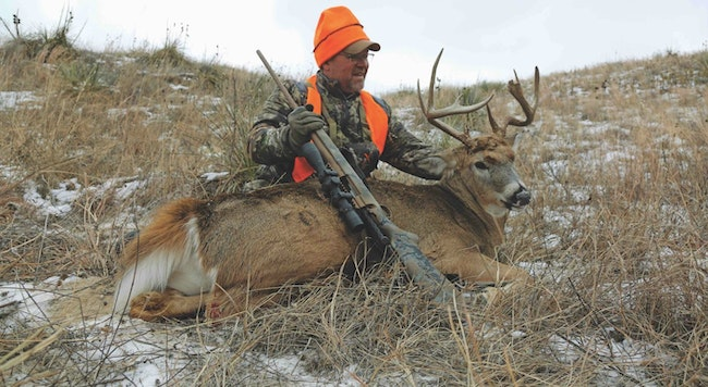 Kill More Whitetails by Letting Them Smell You?