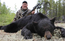 A Crossbow Adventure for Massive Saskatchewan Black Bears