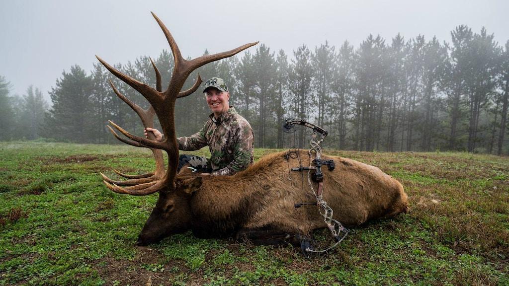 First-Ever Archery Elk Taken in Pennsylvania
