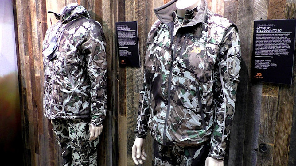 ATA 2015: Check Out 'Fusion' Camo From First Lite