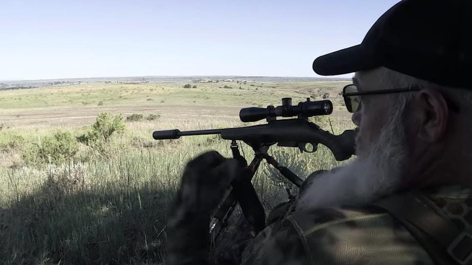 Use a Rest to Kill More Predators