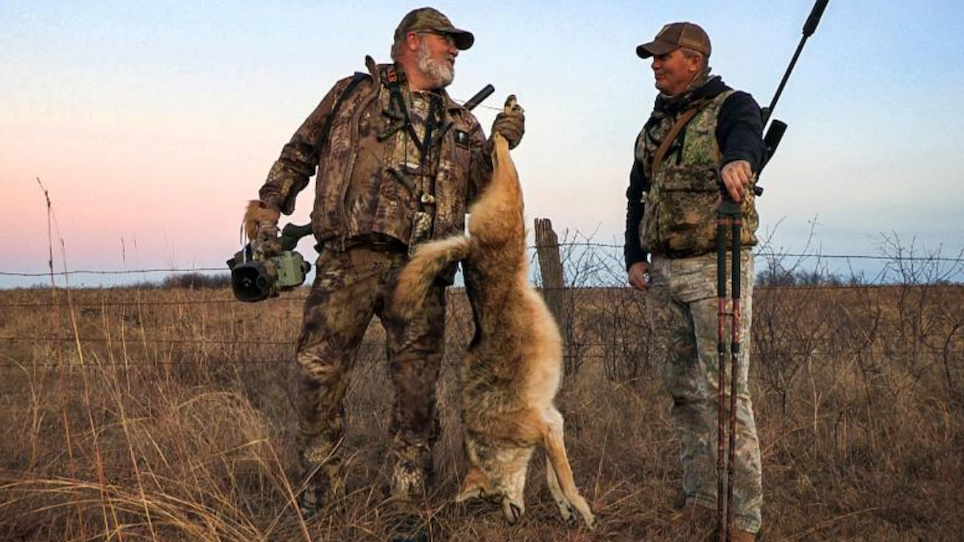 Foxpro Hunting TV Pulls Off East-West Combo
