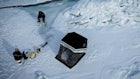 Frabill Ice Hunter Shelters