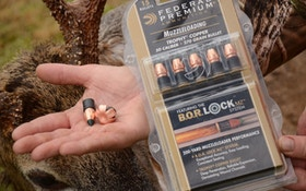 Ammo Test: Federal Premium Trophy Copper Muzzleloader Bullets With B.O.R. Lock MZ System