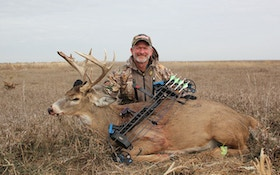 Patience And Persistence Pay Off On Kansas Deer Hunt