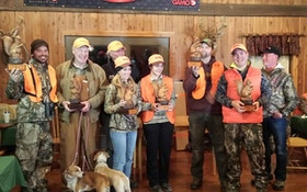 Team Bone Collector Wins Gamo 2015 Squirrel Master Classic