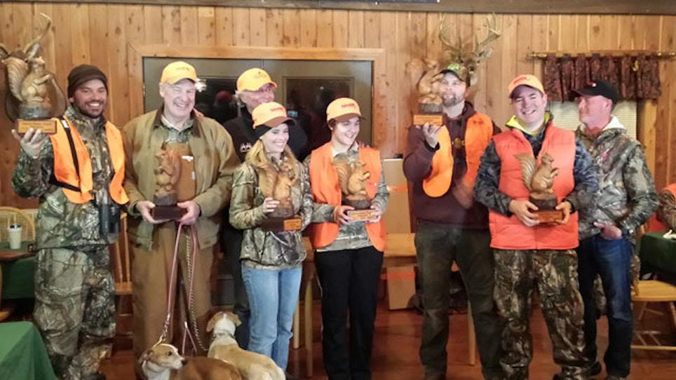 Team Bone Collector Wins Gamo 2015 Squirrel Master Classic
