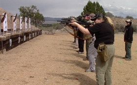 VIDEO: Gunsite Academy Ladies Shotgun Course