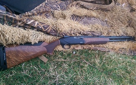 The BMW Of Over-Unders: Benelli 828U Shotgun