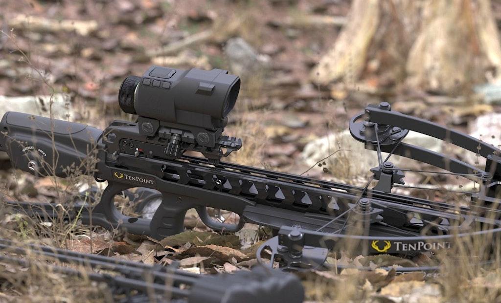 TenPoint Vapor RS470 Xero Crossbow with Garmin Rangefinding Scope
